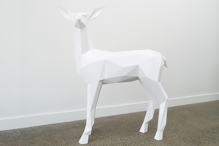 View the White Deer by Ben Foster